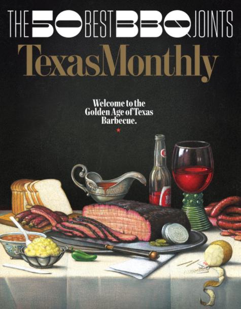 Texas Monthly June 2017