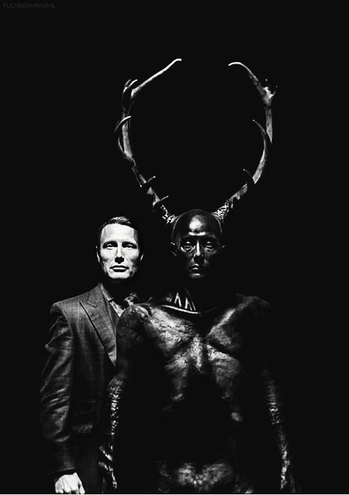 Stag Man